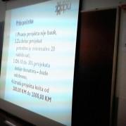 """CLPU Sarajevo u saradnji sa JUOŠ """"Tojšići"""" u Kalesiji organizirao seminar za menadžment i nastavnike škole na temu """"Uspješno pisanje projekata i komunikacija s donatorima"""""""