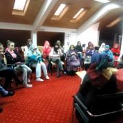 U sklopu Zimskog teen kampa održan trening–seminar