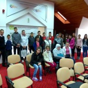 Seminar za tinejdžere o porocima duhana, alkohola i droge