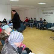 """CLPU održao seminar """"Zdrava prehrana"""" u Cazinu"""