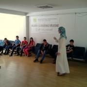 U Cazinu održan seminar za tinejdžere pod naslovom
