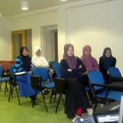 Trening-seminar o prenošenju pozitivnih vrijednosti drugima u Behram-begovoj medresi u Tuzli